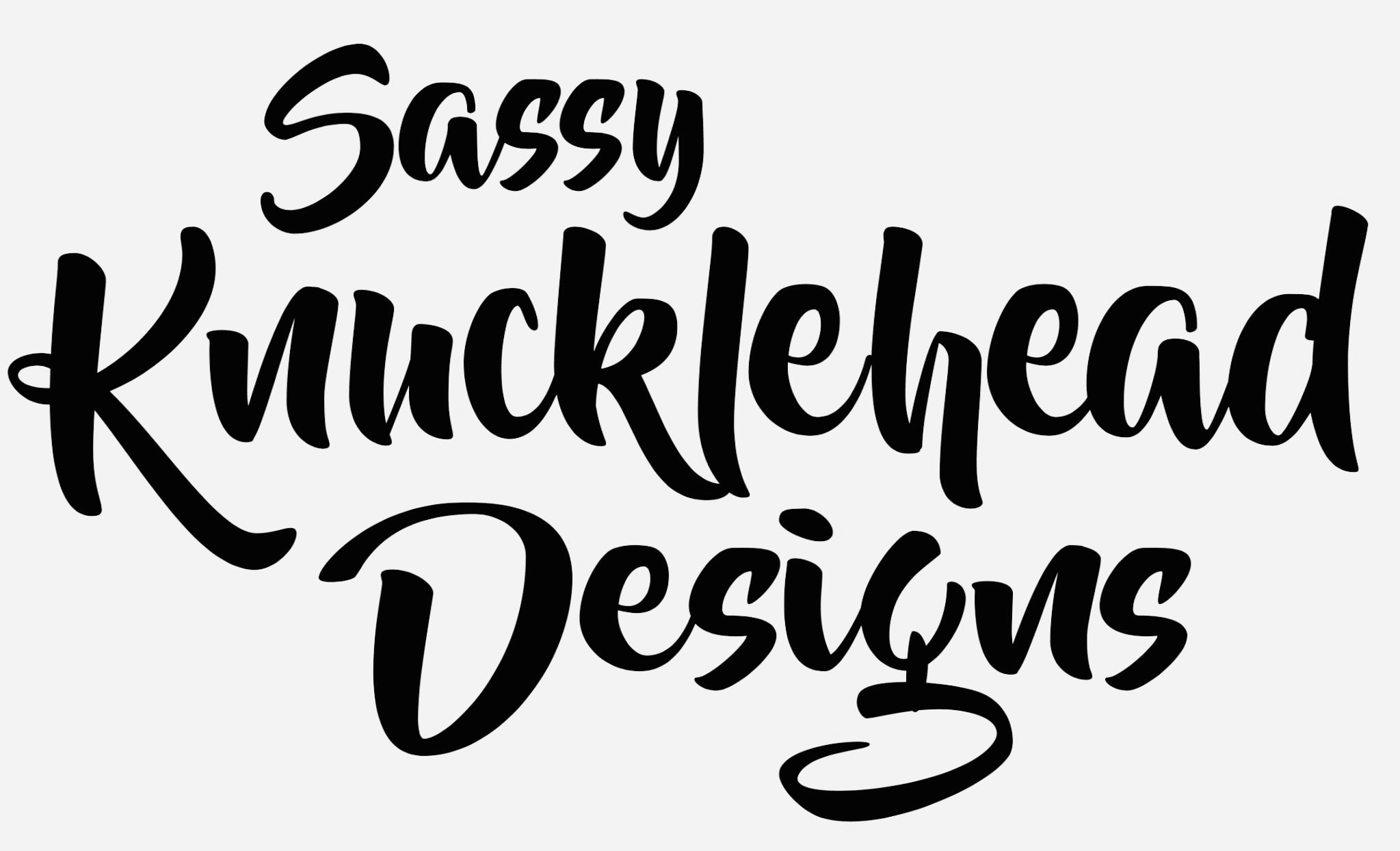 Sassy Knucklehead Designs