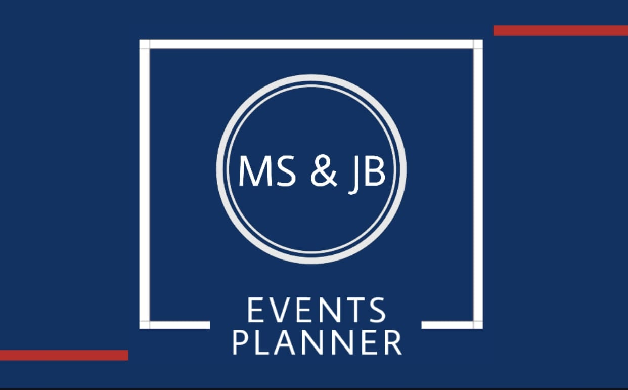 EVENTS PLANNER    MS&JB