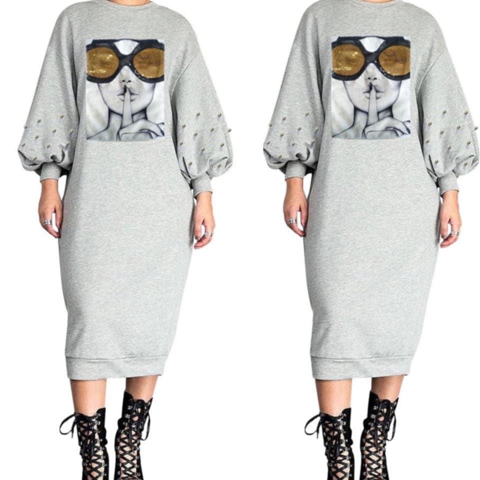 Say No Mo Dress