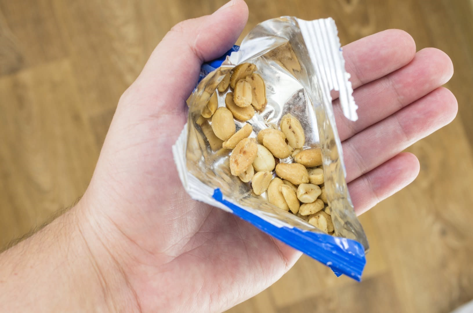 Pre-packaged Snacks