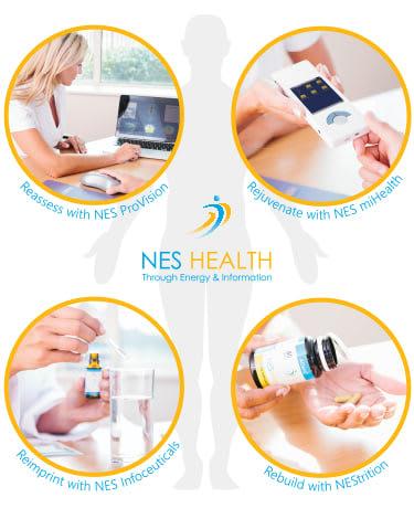 NES Health bioenergetics body field scan