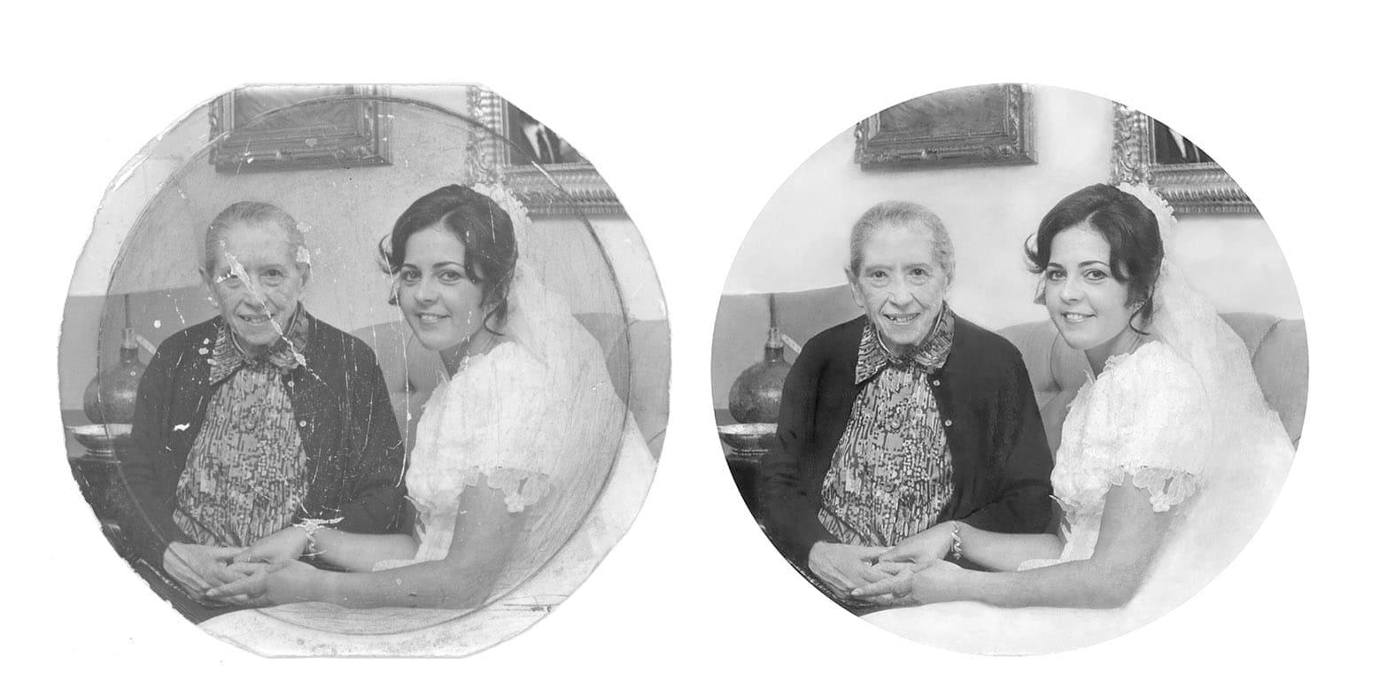 Retoque y Restauración Fotográfica