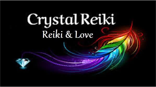Crystal reiki nivel 2