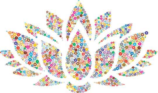 The Mosaic Lotus