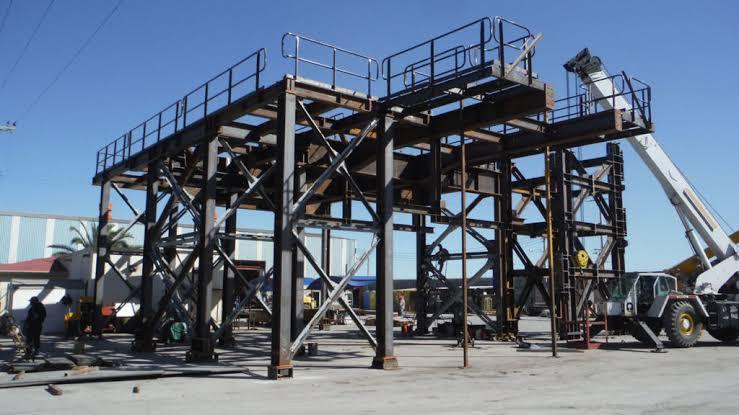 Servicios estructurales de acero inoxidable
