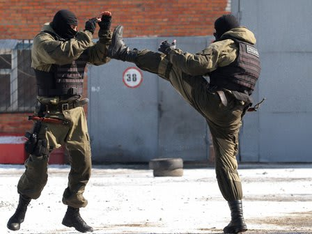 Cursos Defensa Para Fcs Y Seguridad Privada Artes Marciales