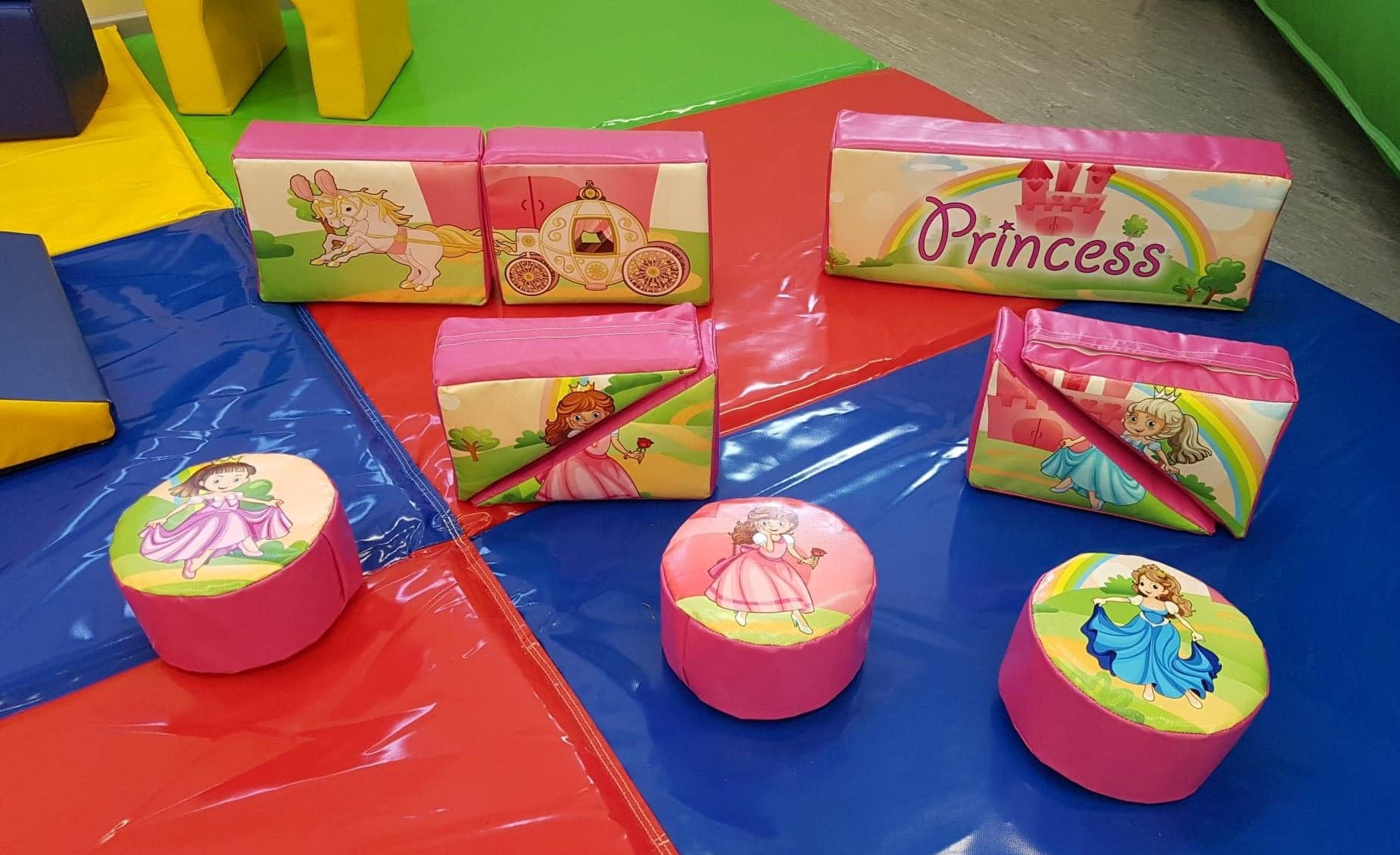 Princess Themed Soft Play