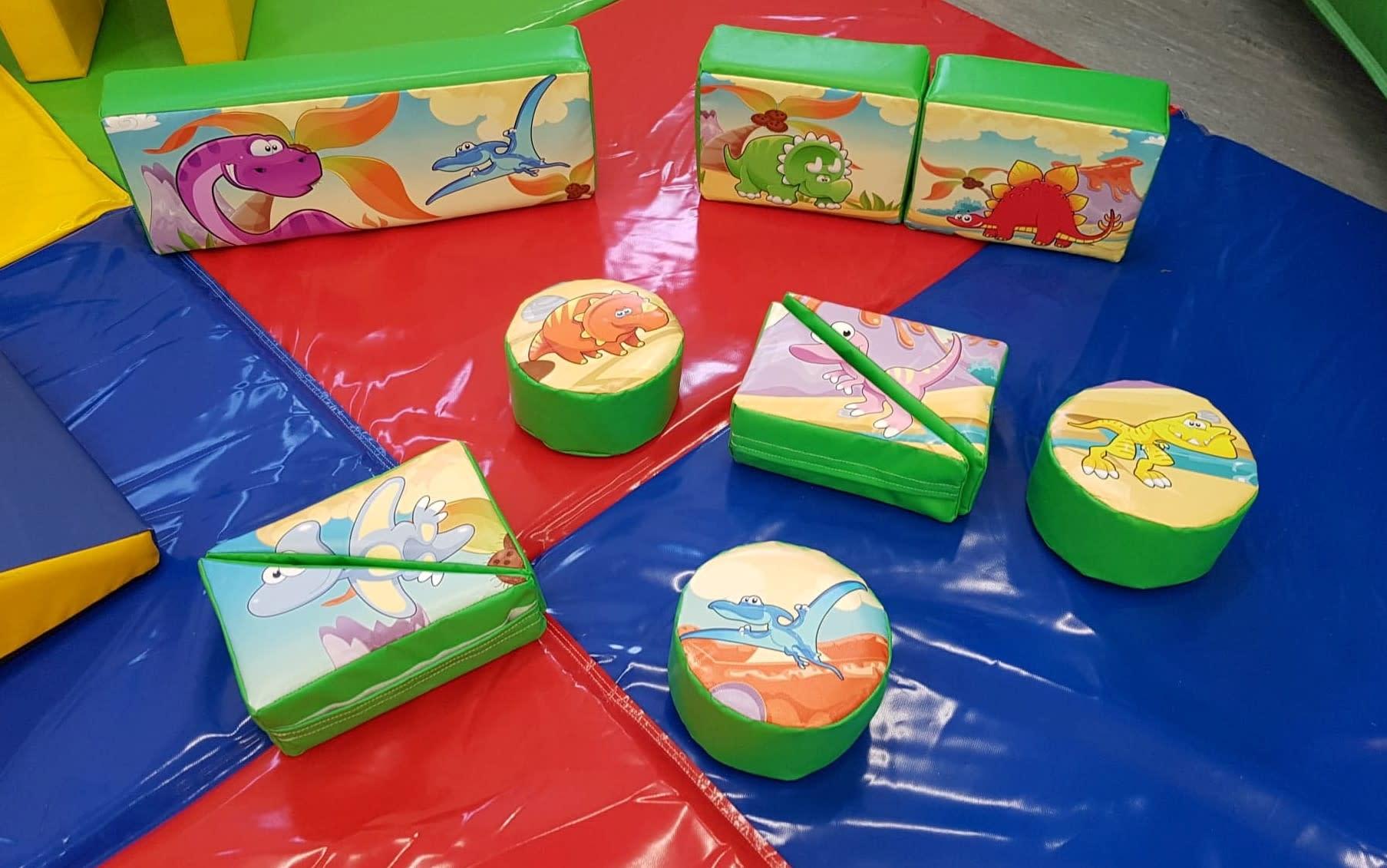 Dino Themed Soft Play