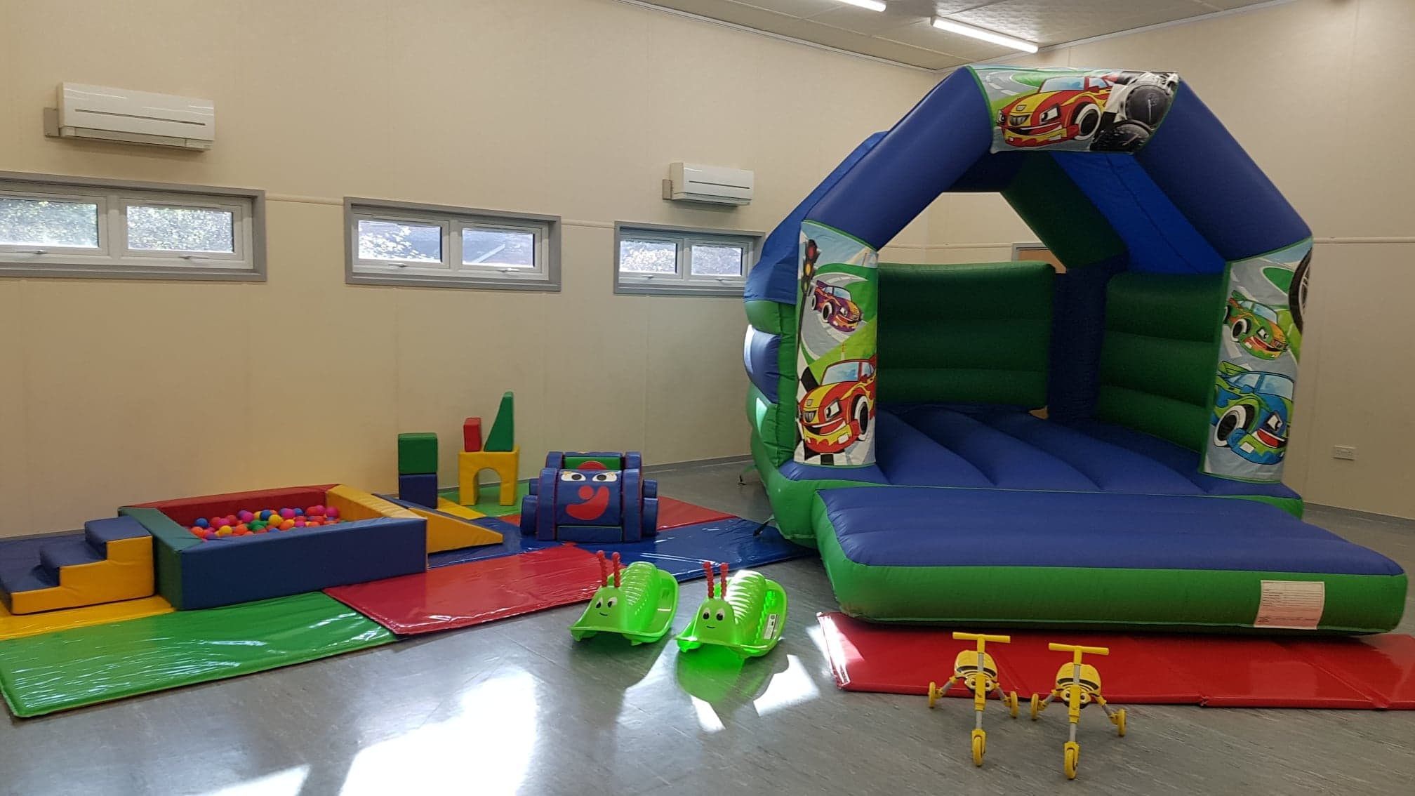 Cars Party Package