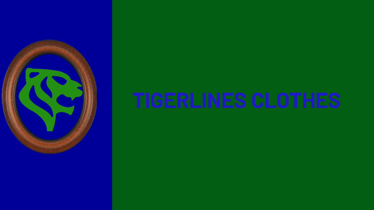 Tigerlines Shirts & Clothes
