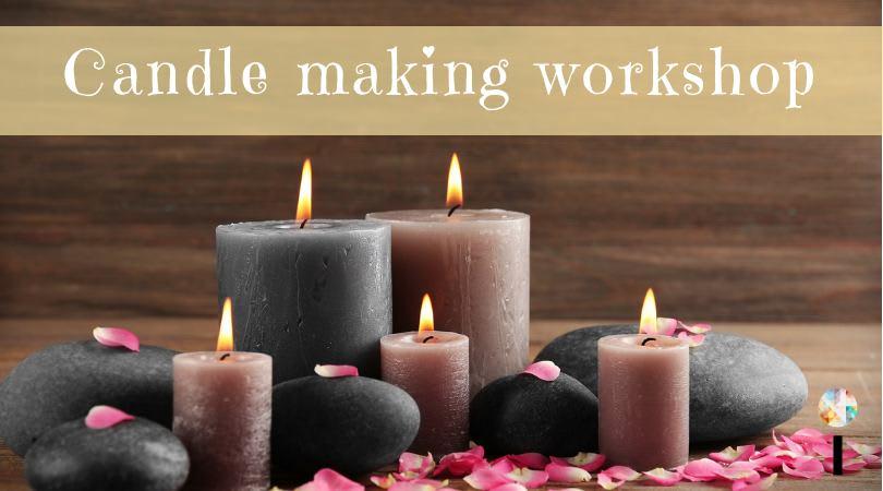 Candle Making & Sip Workshop