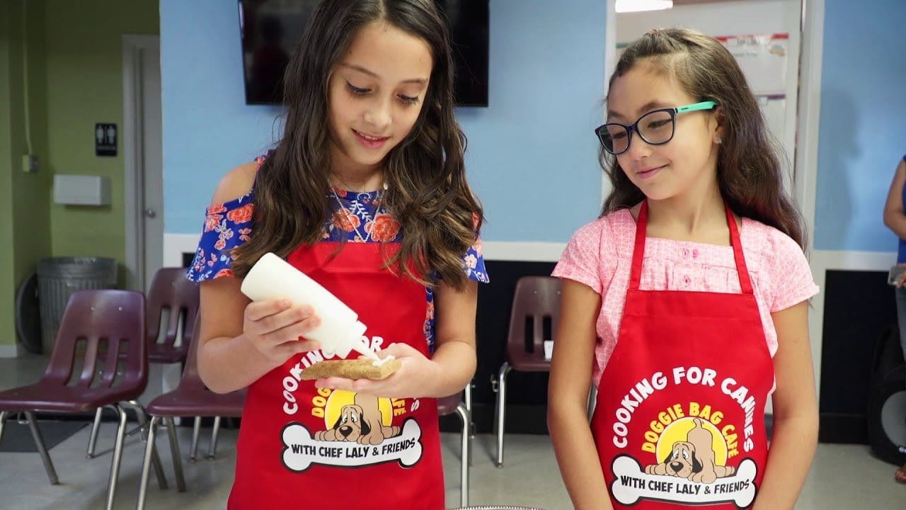 Kids Cooking for Canines Classes