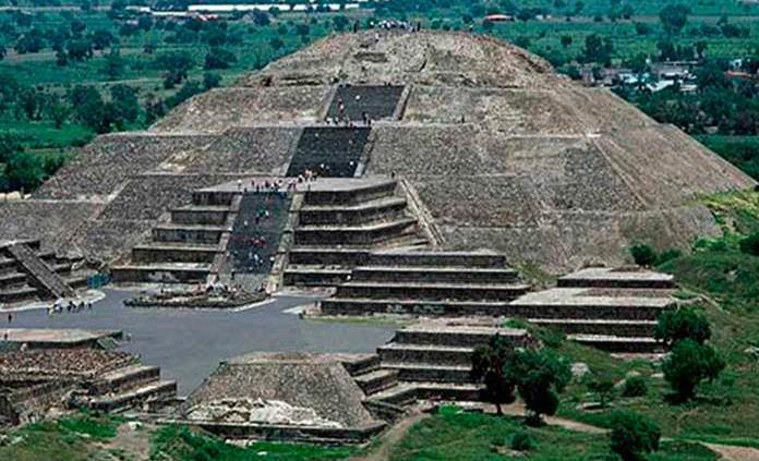 CDMX-Pirámides Teotihuacán-CDMX