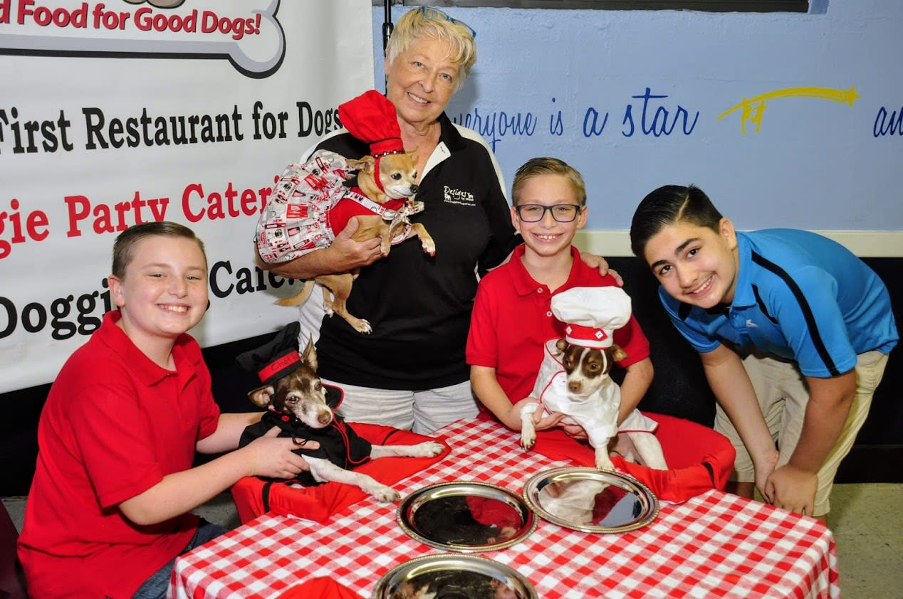 Casting Calls for Jr. Chefs & Doggie Chefs