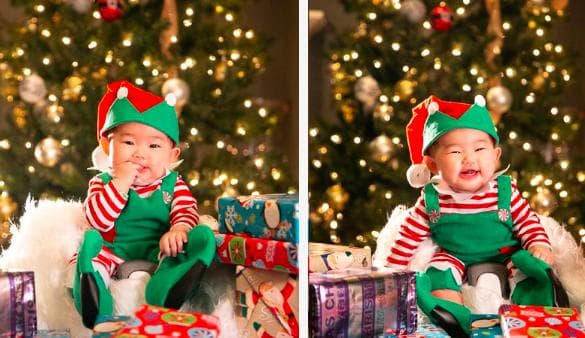 Holiday Card Photography