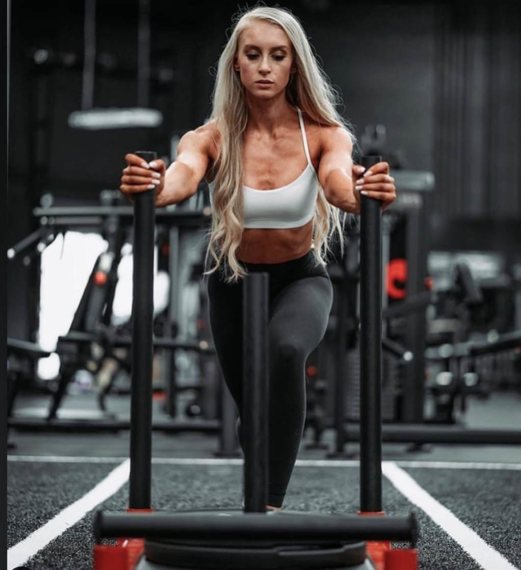 Iron Barbie Training