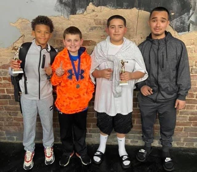 Amateur Boxing ages 7-17