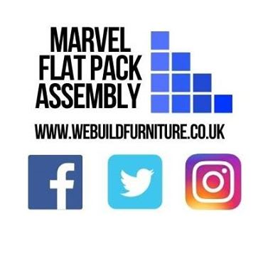 Marvel Flat Pack Assembly