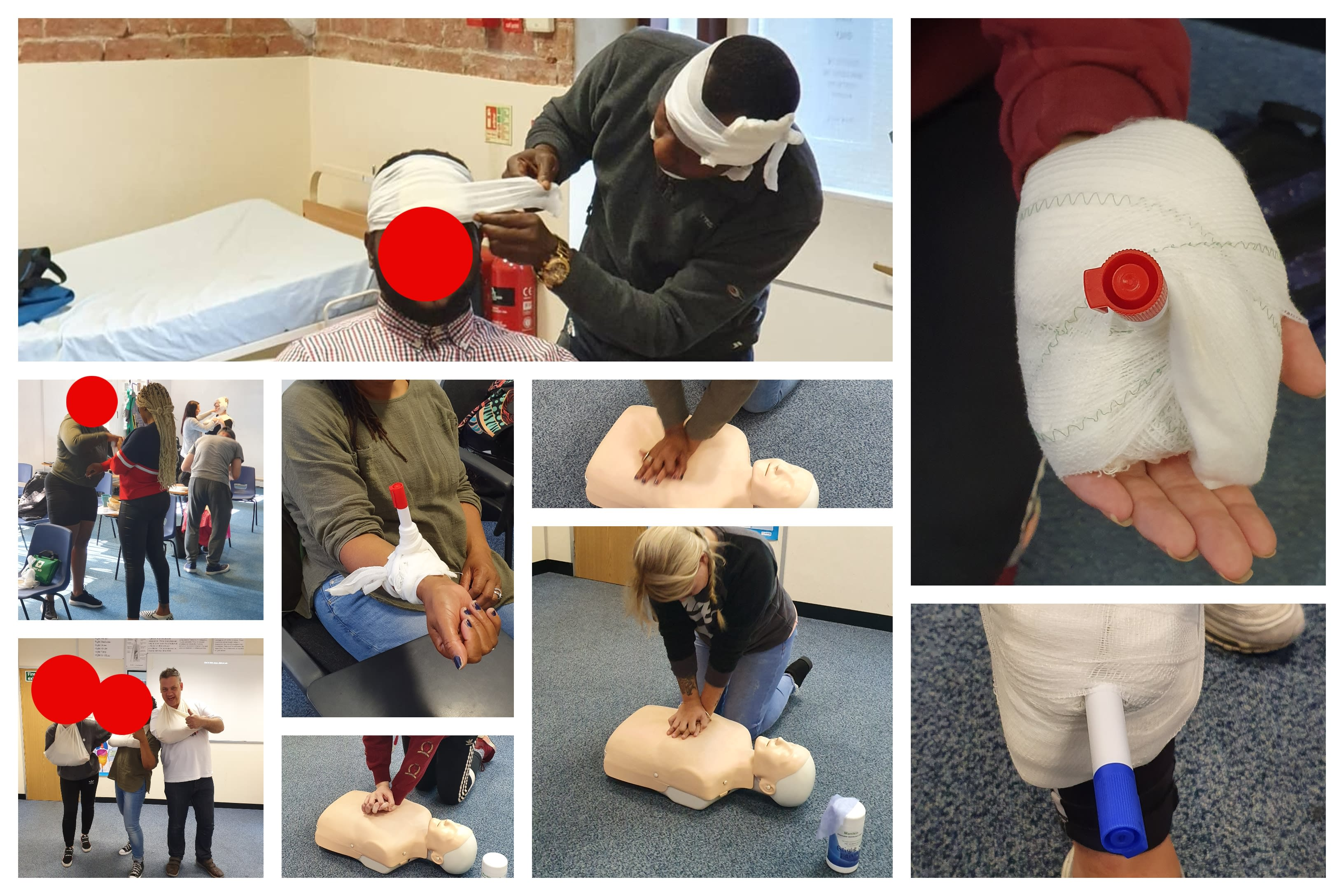 First Aid Awareness Course