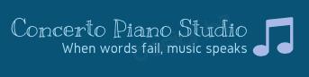 Concerto Piano Studio