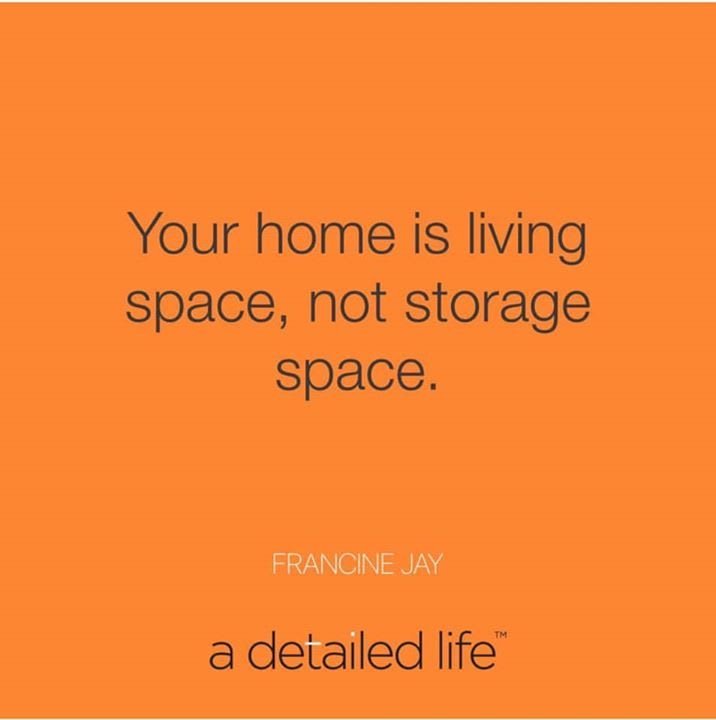 In Home Organizing