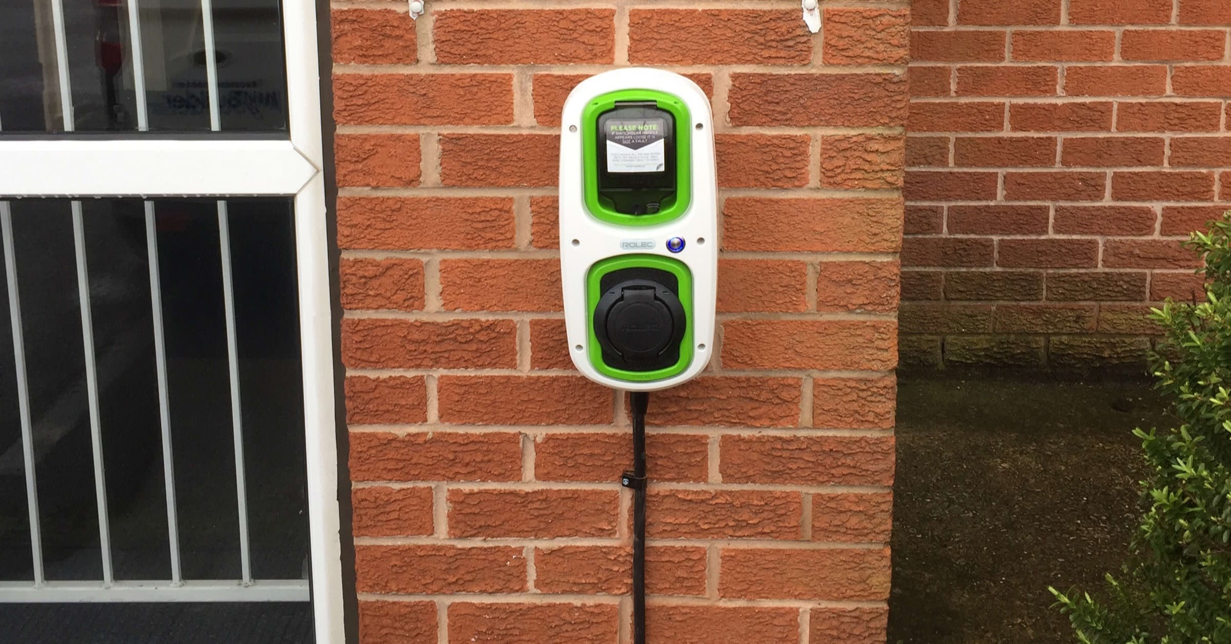 EV Charger Point Installation & Supply