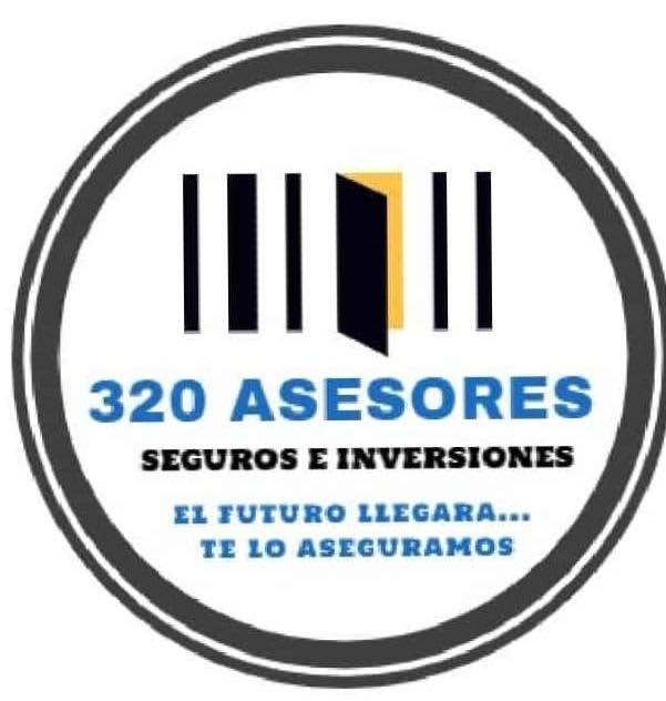 """320 Asesores """"El Futuro llegará...Te lo Aseguramos"""""""