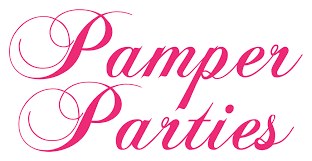 Pamper Parties Min age 13