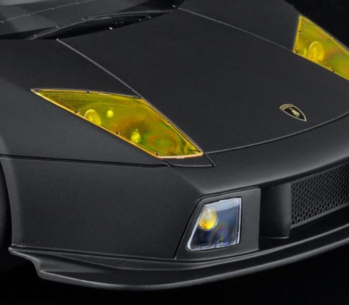 INTERNATIONAL BUYERS) Euro Yellow Lens covers