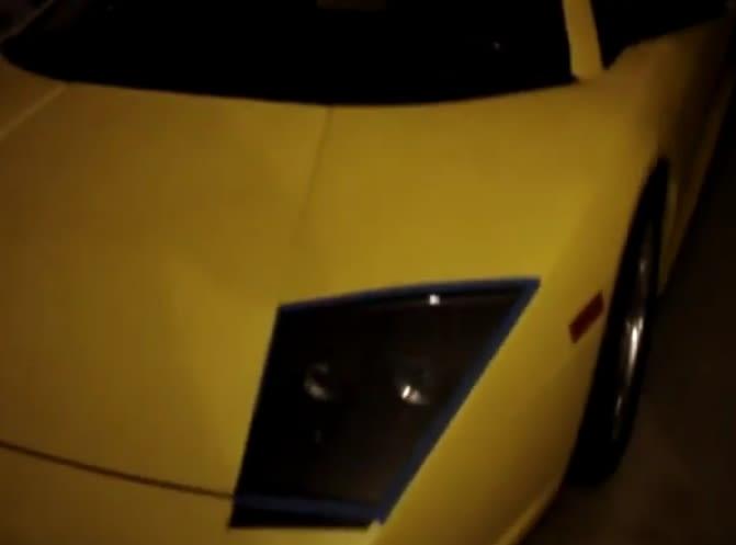 US BUYERS) Lamborghini Murcielago Smoke  Lens Covers