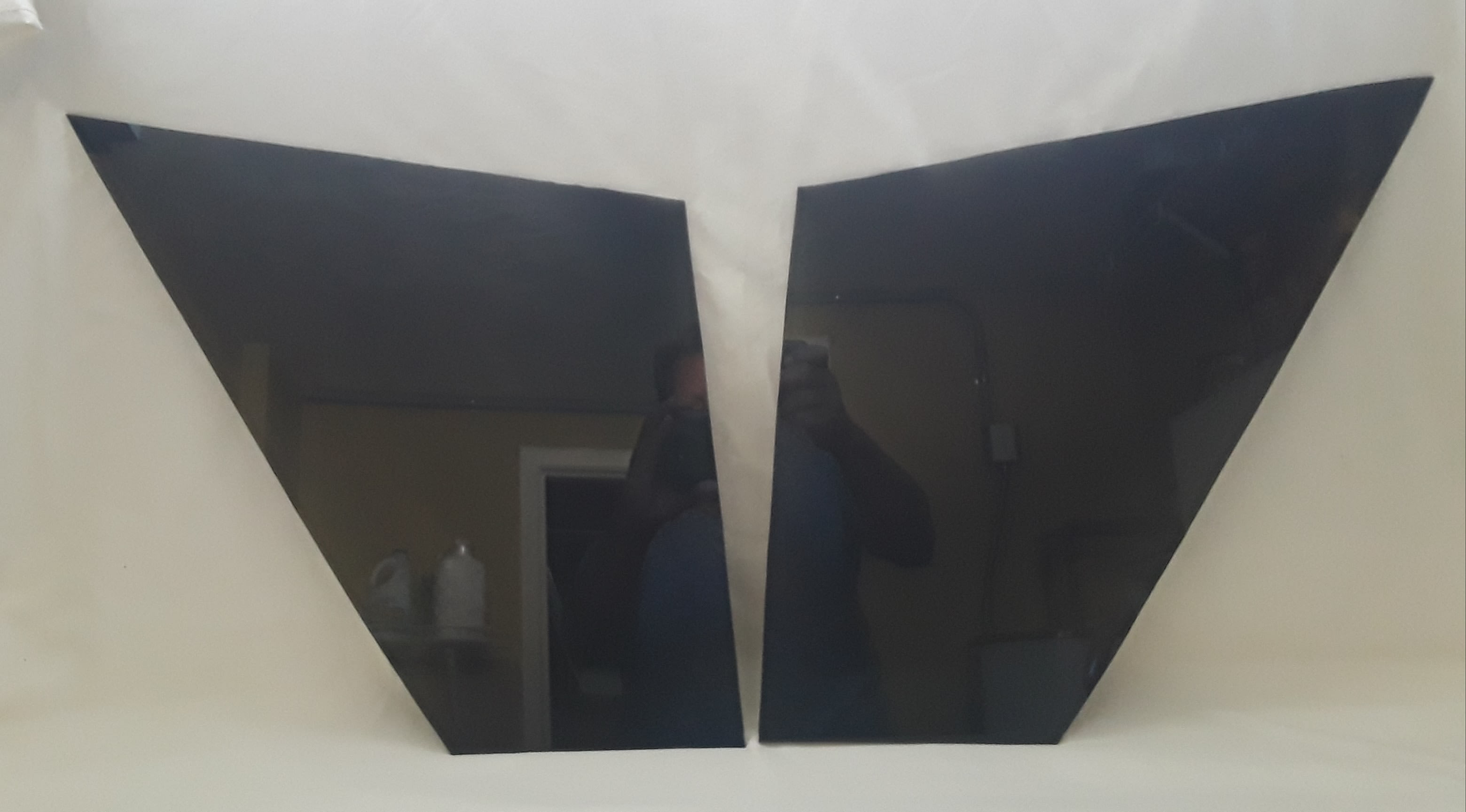 US BUYERS0 2001-2010 Lambo Murcielago  Smoke Lens covers