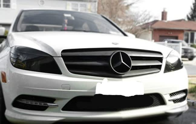 US BUYERS) Mercedes w204 C63  AMG