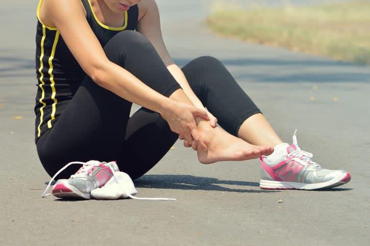 Esguinces, torceduras y dolores en los tobillos