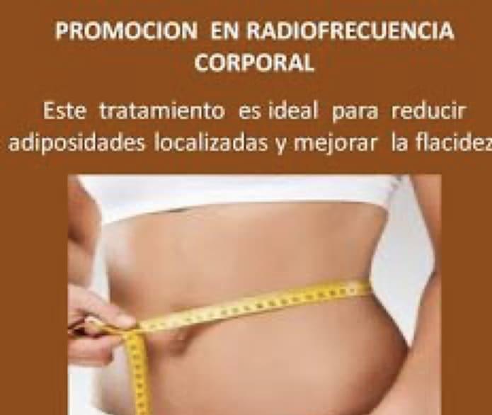 Tratamiento con Radiofrequencia - Piernas & Glúteos