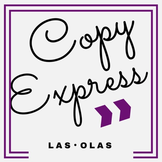Copy Express Las Olas