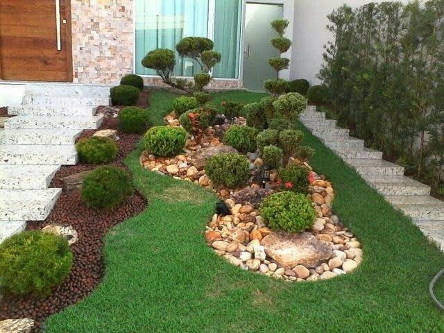 Manutenção em jardim