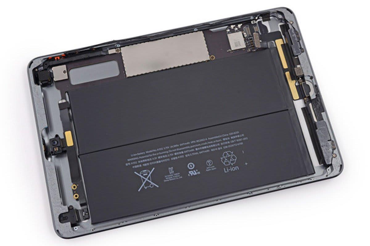 iPad  Battery Repair