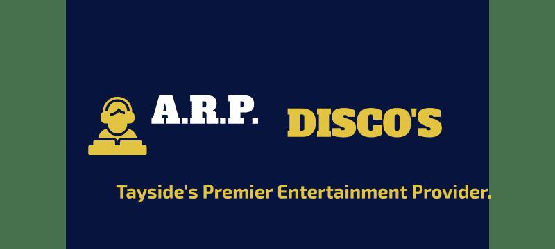 ARP Disco's & Silent Disco's Dundee