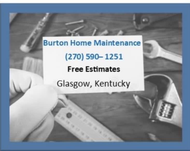 Burton's Home Maintenance