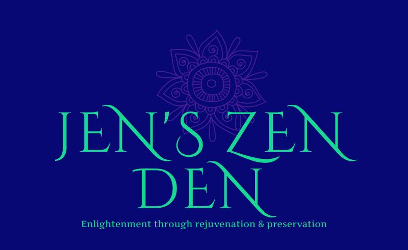 Jen's Zen Den A Face It Company