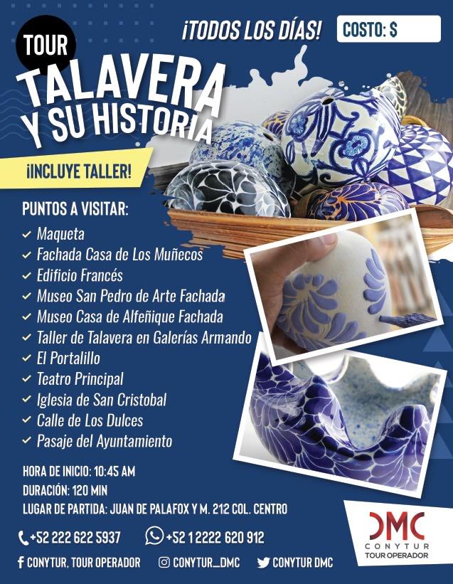 La Talavera y su historia