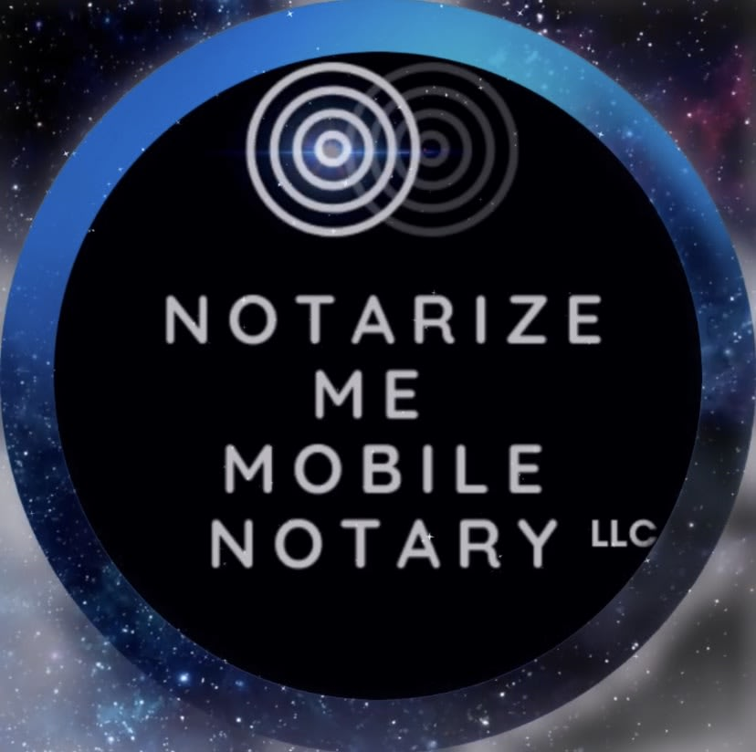 Notarize Me Mobile Notary LLC
