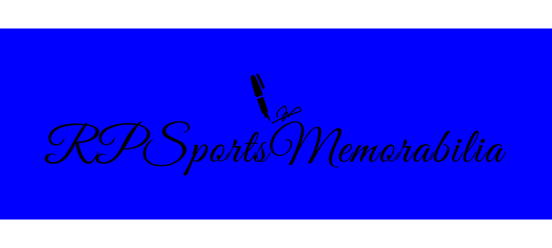 RP Sports Memorabilia