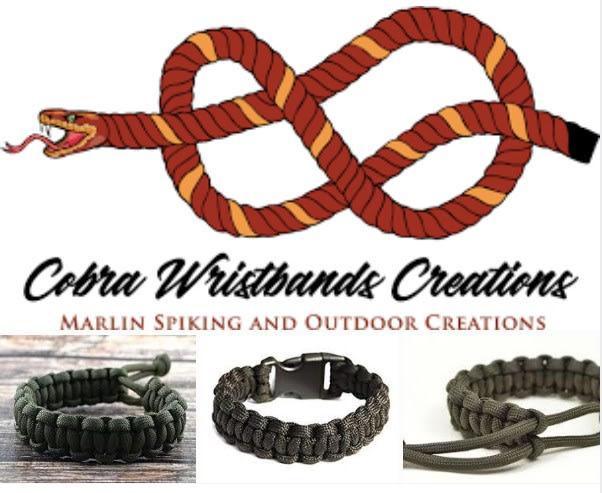 Cobra Wristbands Creations