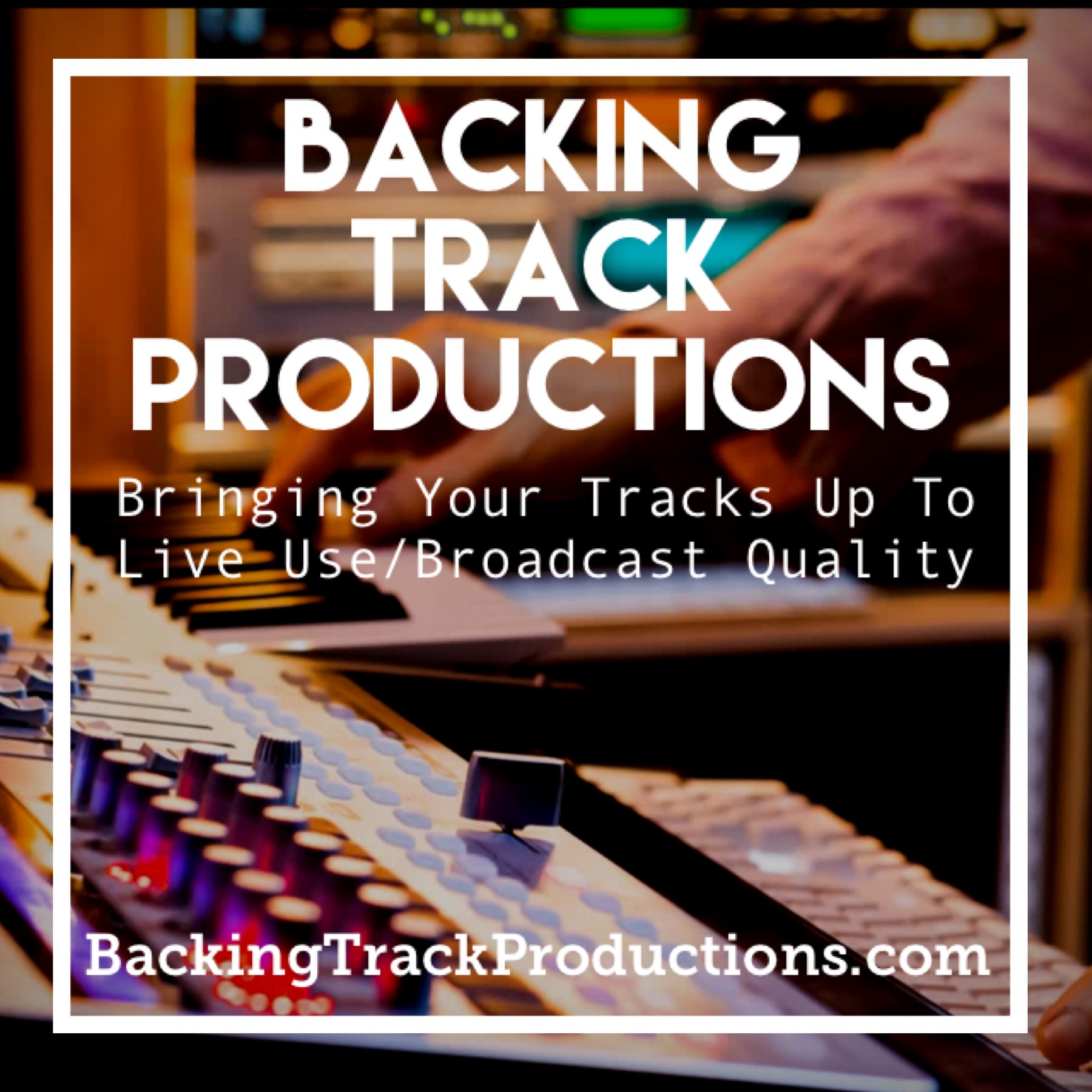 Backing Track Productions & Audio Restorations  in Cheshire, UK