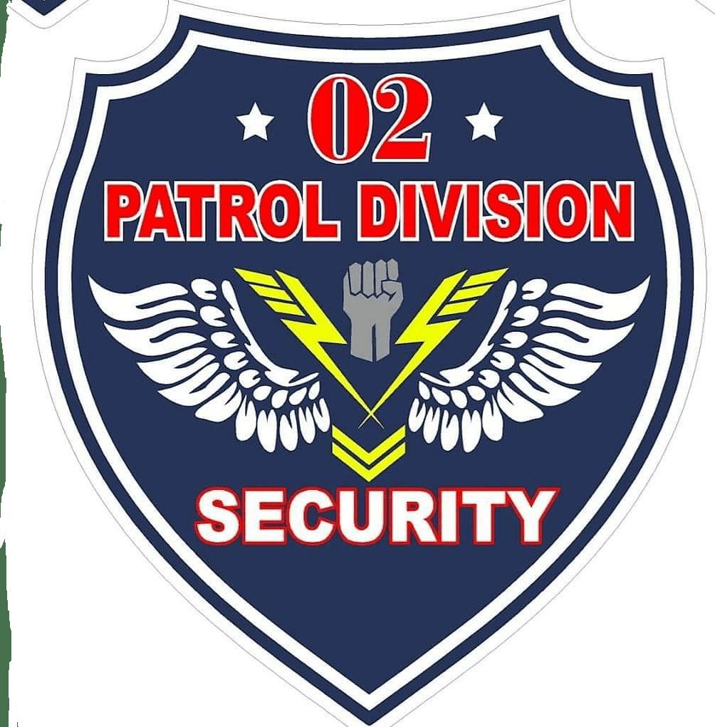 02 PATROL DIVISION SECURITY LLC .                                                                              LIC# B07312301