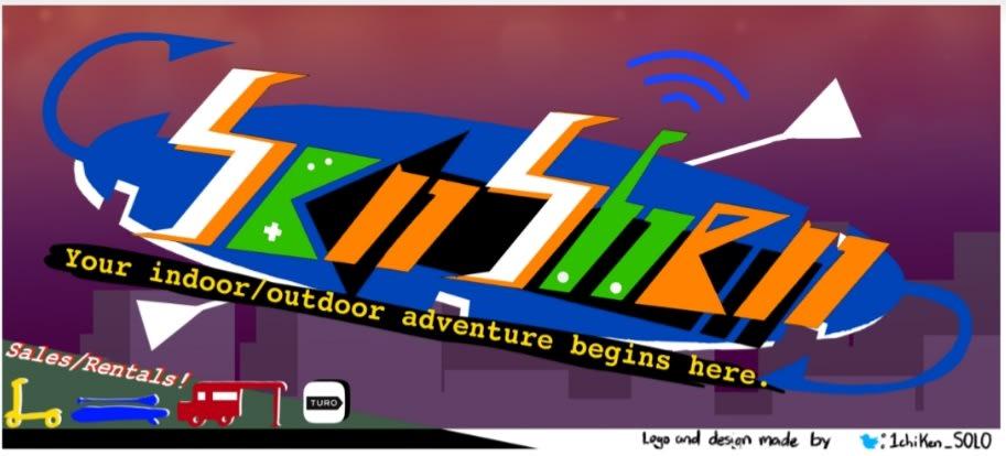 Senshen indoor / outdoor adventure